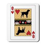 Queen Griffon Mousepad