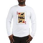 Queen Griffon Long Sleeve T-Shirt