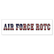 AFROTC Pride Bumper Bumper Sticker