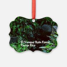 El Yunque Rainforest Ornament