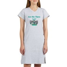 Are We There Yet? Women's Nightshirt