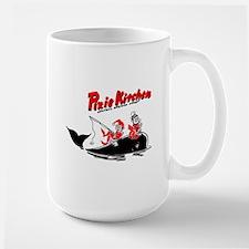 Whale & Pixie Fisherman Mug