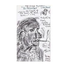 Bukowski Decal