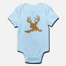 Brown 12 Point Buck Body Suit