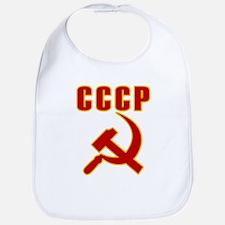 CCCP Soviet Union Bib