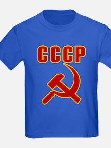 CCCP Soviet Union T