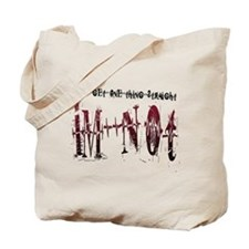 Get Straight Tote Bag