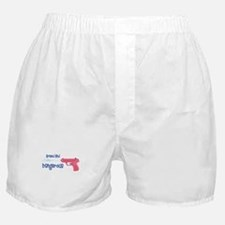 Armed And Dangerous Boxer Shorts