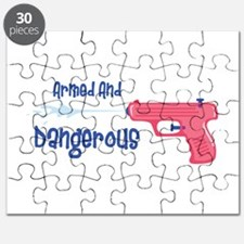 Armed And Dangerous Puzzle
