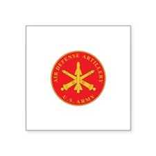 AIR-DEFENSE-ARTILLERY Rectangle Sticker