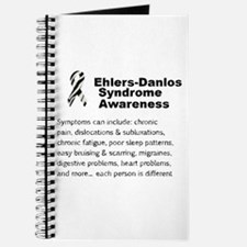 Ehlers-Danlos Syndrome Awareness Symptoms Journal