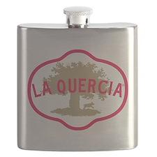 La Quercia Logo Flask