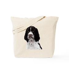 Tosca, Springer Spaniel Tote Bag