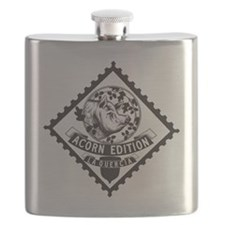 Acorn Edition Label Flask