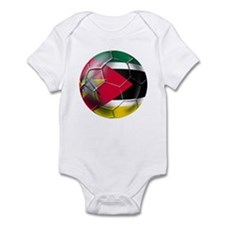 Mozambique Football Infant Bodysuit