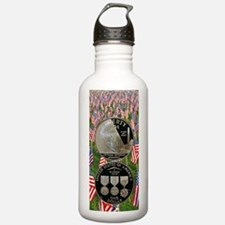 Vietnam Veterans Memor Water Bottle