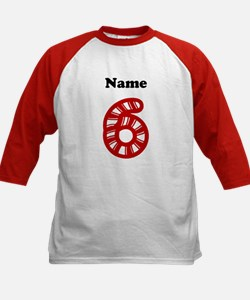 Personalized Christmas 6 Kids Shirt