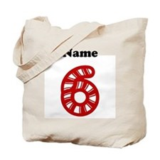 Personalized Christmas 6 Tote Bag
