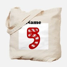 Personalized Christmas 5 Tote Bag
