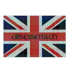 Basic Obsessenach Postcards (Package of 8)