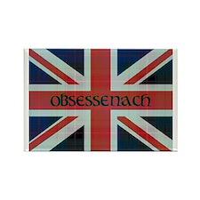 Obsessenach - Basic Design Rectangle Magnet
