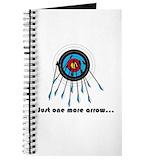 Archery Journals & Spiral Notebooks