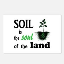 Soul of the Land Postcards (Package of 8)