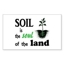 Soul of the Land Decal