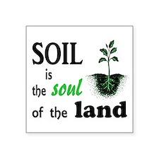 Soul of the Land Sticker