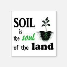 Soul of the Land Sticker