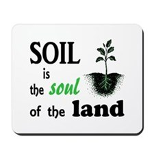 Soul of the Land Mousepad