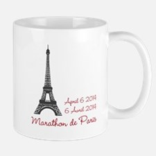 Paris Marathon Mugs