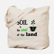 Soul of the Land Tote Bag