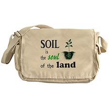 Soul of the Land Messenger Bag