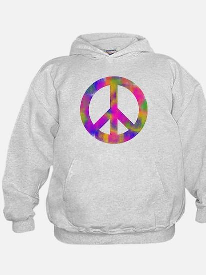 Unique Peace Hoodie