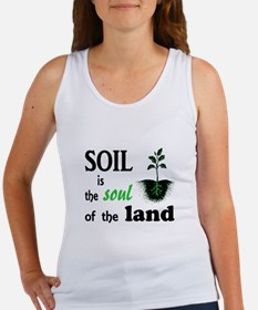 Soul of the Land Tank Top