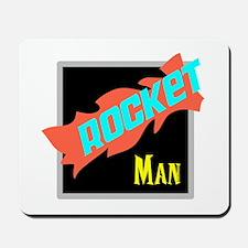 Rocket Man/Elton john Mousepad