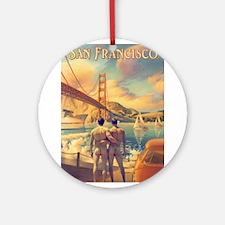 SF Ornament (Round)