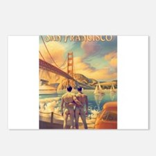 SF Postcards (Package of 8)