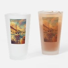 SF Drinking Glass