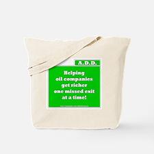 A.D.D. Exit Tote Bag