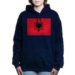 Albania.jpg Hooded Sweatshirt