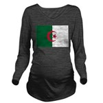 Algeria.jpg Long Sleeve Maternity T-Shirt