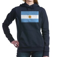 Argentina.jpg Hooded Sweatshirt