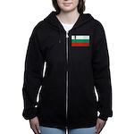 Bulgaria.jpg Zip Hoodie