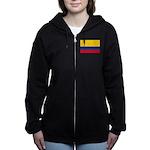 Colombia.jpg Zip Hoodie