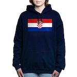 Croatia.jpg Hooded Sweatshirt