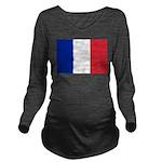 France.jpg Long Sleeve Maternity T-Shirt
