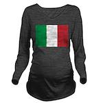 Italy.jpg Long Sleeve Maternity T-Shirt