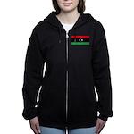Libya.jpg Zip Hoodie